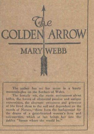 MARY WEBB: NEGLECTED GENIUS