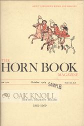 THE HORN BOOK MAGAZINE.