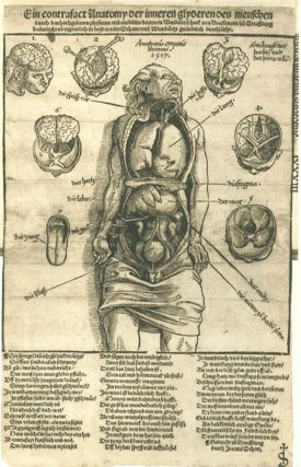 PRINTING AND THE BRAIN OF MAN: THE SIXTEENTH CENTURY BRAIN