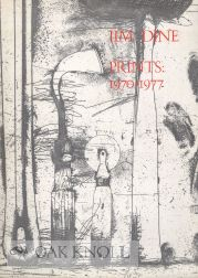 JIM DINE PRINTS: 1970-1977
