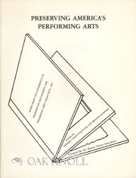 PRESERVING AMERICA'S PERFORMING ARTS.