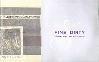 FINE & DIRTY: CONTEMPORARY LETTERPRESS ART. Betty Bright