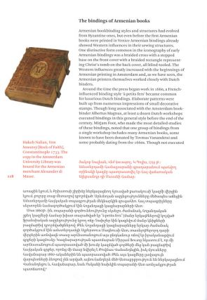 THE DIASPORA OF ARMENIAN PRINTING, 1512-2012.