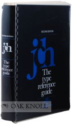 THE TYPE REFERENCE GUIDE. Herbert M. Rosenthal