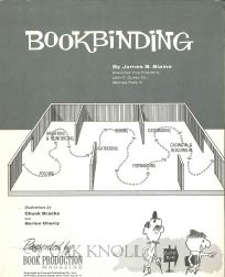 BOOKBINDING. James B. Blaine