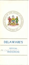 DELAWARE'S OFFICIAL INSIGNIA