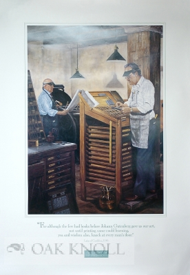 THE FRIENDS OF THE MUSEUM OF PRINTING