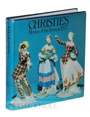 CHRISTIE'S REVIEW OF THE SEASON 1977