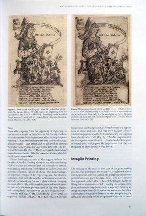 ENGRAVING AND ETCHING 1400-2000: A HISTORY OF THE DEVELPOMENT OF MANUAL INTAGLIO PRINTMAKING PROCESSES.