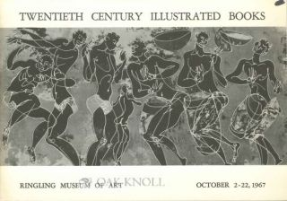 TWENTIETH CENTURY ILLUSTRATED BOOKS: A SELECTION OF IMPORTANT ILLUSTRATED BOOKS FROM A SARASOTA...