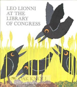 LEO LIONNI AT THE LIBRARY OF CONGRESS. Sybille A. Jagusch