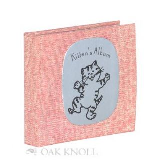 KITTEN'S ALBUM: A MEMORY BOOK. Marcie Collin.