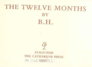 THE TWELVE MONTHS BY B.H.