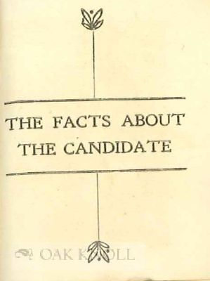 FACTS ABOUT THE CANDIDATE. Byron Andrews