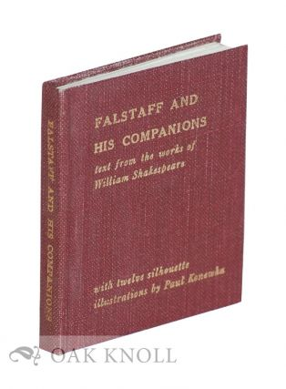 FALSTAFF AND HIS COMPANIONS.