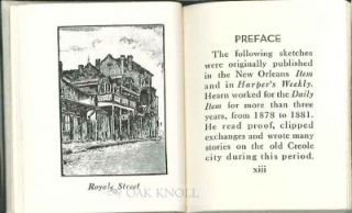 SKETCHES OF NEW ORLEANS.