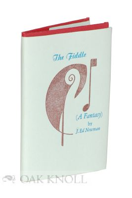 THE FIDDLE (A FANTASY