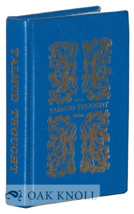 TALMUD THOUGHT
