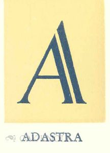 B IS FOR BROADWAY: ABC'S FOR PRINTERS.