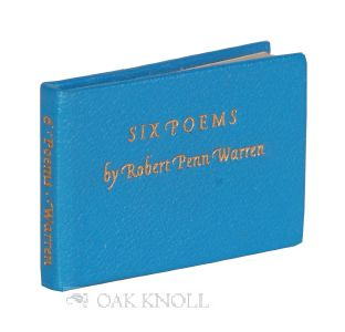 SIX POEMS.
