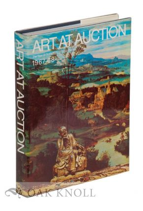 ART AT AUCTION: THE YEAR AT SOTHEBY'S & PARKE-BERNET 1967-8