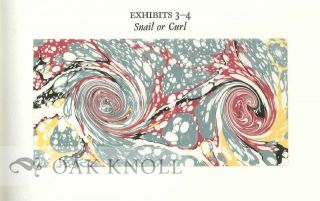 ON IMPROVEMENTS IN MARBLING THE EDGES OF BOOKS AND PAPER, A NINETEENTH CENTURY MARBLING ACCOUNT EXPLAINED AND ILLUSTRATED WITH FOURTEEN ORIGINAL MARBLED SAMPLES.