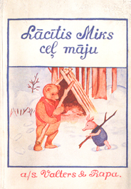 PUBLISHING AND BOOK DESIGN IN LATVIA 1919 - 1940: A RE-DISCOVERY.