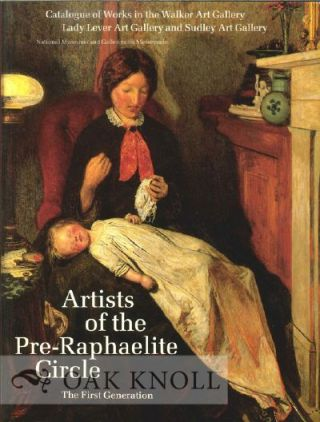 ARTISTS OF THE PRE-RAPHAELITE CIRCLE: THE FIRST GENERATION. Mary Bennett.
