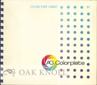 COLOR TINT CHART.