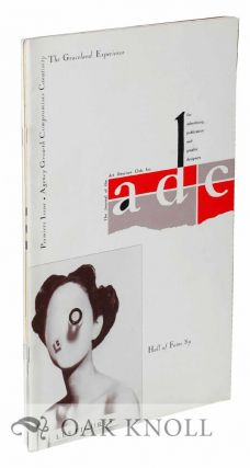 ADC: THE JOURNAL OF THE ART DIRECTORS CLUB, INC