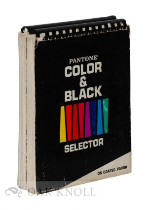 PANTONE COLOR & BLACK SELECTOR