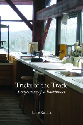 TRICKS OF THE TRADE: CONFESSIONS OF A BOOKBINDER.