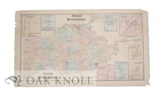 NORTH MURDERKILL, KENT CO. DEL., SOUTH MURDERKILL, KENT CO., DEL. D. G. Beers.
