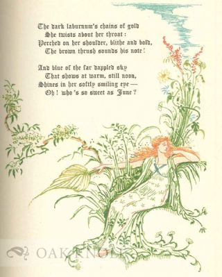 THE OLD GARDEN AND OTHER VERSES.