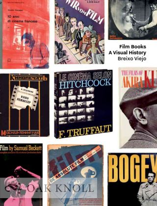 FILM BOOKS: A VISUAL HISTORY