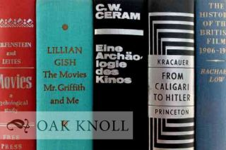 FILM BOOKS: A VISUAL HISTORY.