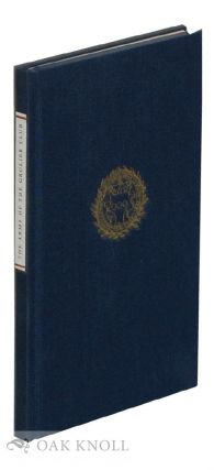 THREE GOLD BEZANTS, THREE SILVER STARS: THE ARMS OF THE GROLIER CLUB 1884-1984
