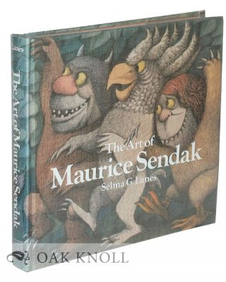 THE ART OF MAURICE SENDAK. Selma G. Lanes