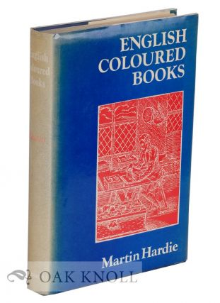 ENGLISH COLOURED BOOKS