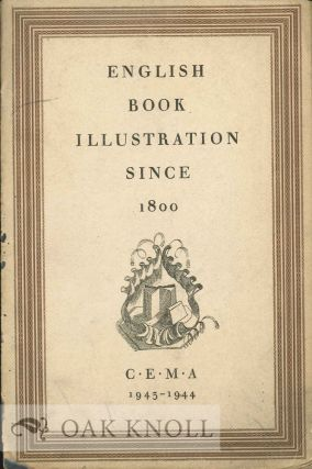 ENGLISH BOOK ILLUSTRATION SINCE 1800. Phillip James