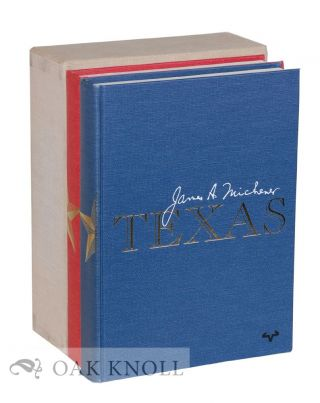 TEXAS. James A. Michener