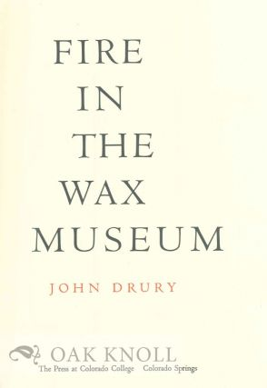 FIRE IN THE WAX MUSEUM.