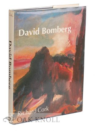 DAVID BOMBERG. Richard Cork.