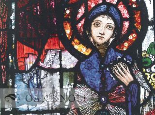 STRANGEST GENIUS: THE STAINED GLASS OF HARRY CLARKE.