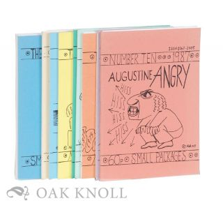 SMALL PACKAGES : THE AUGUSTINE ADVENTURES: Nos. 1-10, the complete set. Natalie D'Arbeloff