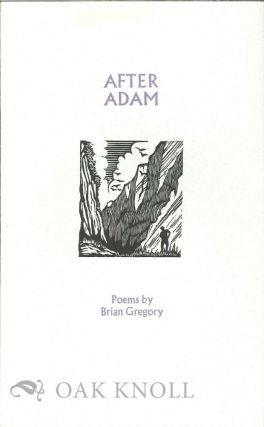 AFTER ADAM. Brian Gregory
