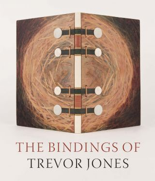 THE BINDINGS OF TREVOR JONES. Trevor Jones, Angela James, Colin Hamilton