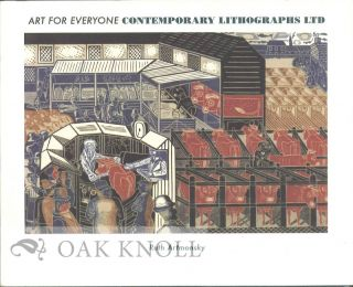 ART FOR EVERYONE: CONTEMPORARY LITHOGRAPHS LTD. Ruth Artmonsky