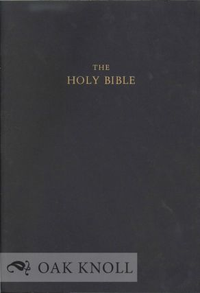 PROSPECTUS FOR A LECTURN EDITION OF THE HOLY BIBLE IN THE NEW REVISED STANDARD VERSION