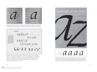 CAROL TWOMBLY: HER BRIEF BUT BRILLIANT CAREER IN TYPE DESIGN